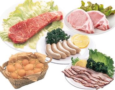肉・卵・ハム・ソーセージ1