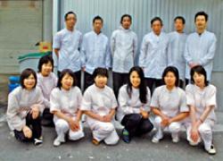 別院食品 豆腐工場