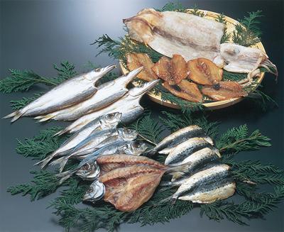 鮮魚・水産加工品3  塩干