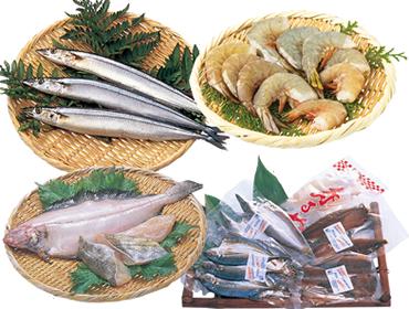 鮮魚・水産加工品1