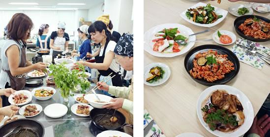 浅野悦子さんイタリア料理教室 (2016/9)