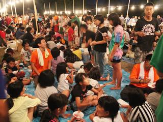 よつば関西保養キャンプ・5日目(2017/8/5 能勢)