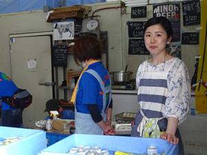 産直さんさん倉庫まつり(2018/4/22 池田産直)