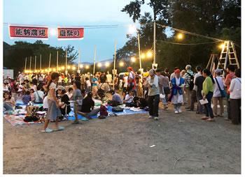 能勢夏祭り!(2019/8)